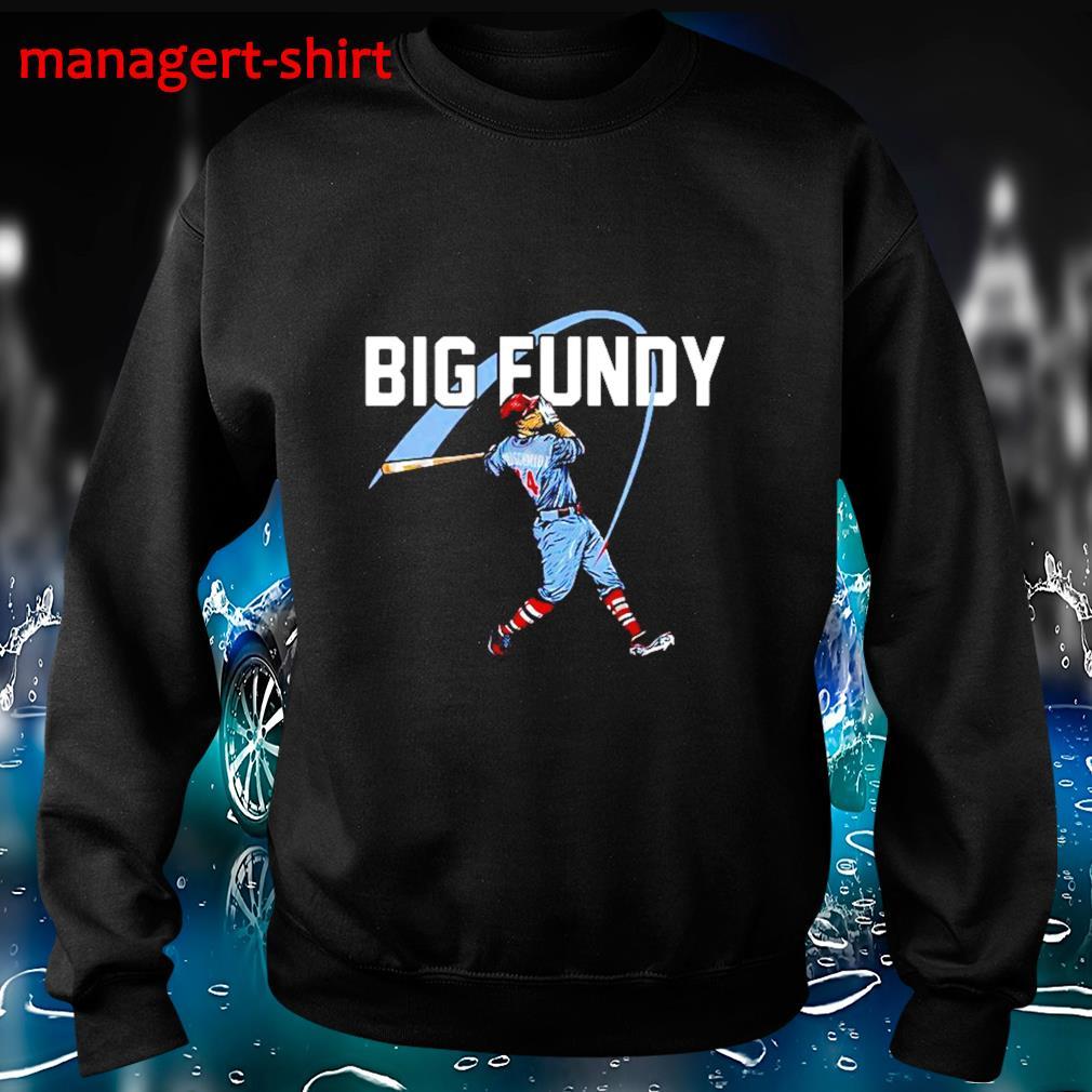 Paul Goldschmidt Big Fundy s Sweater