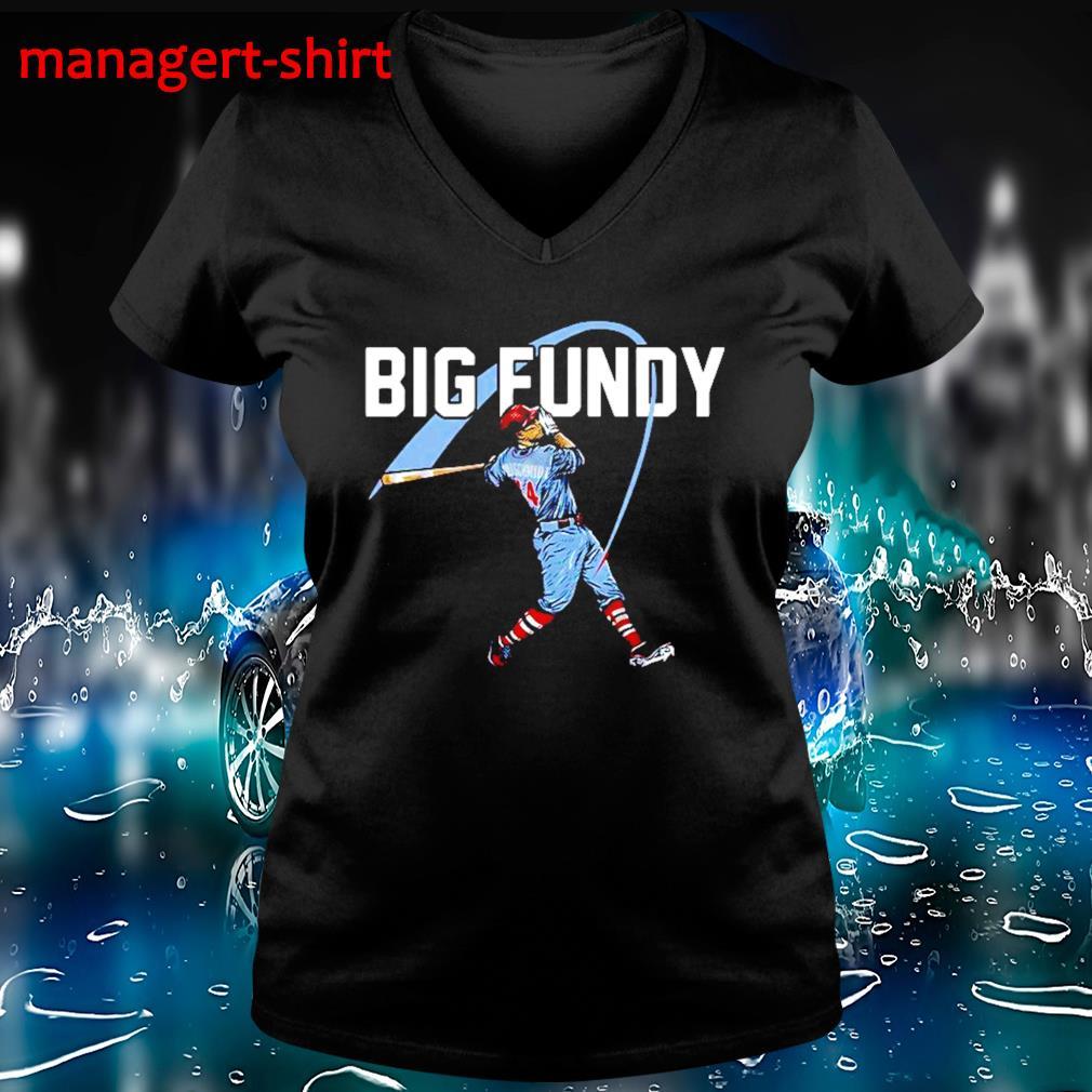 Paul Goldschmidt Big Fundy s V-neck t-shirt