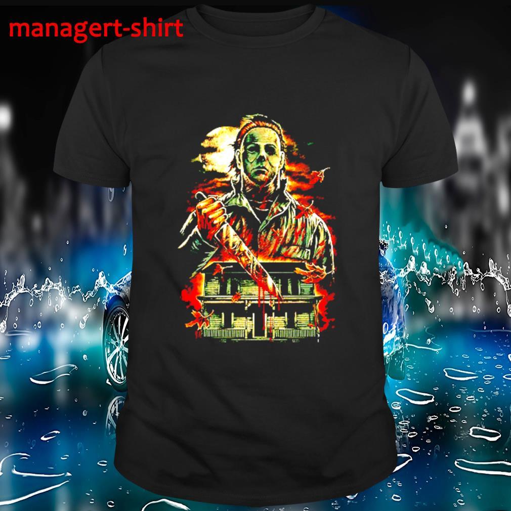 Jackson Voorhees Halloween shirt